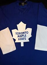 Toronto Maple Leafs Jersey  Made Exclusively For The  NHL  Size L