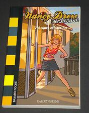French Nancy Drew Dètective # 1 - Vol sans effraction - PB - Bayard Poche - EXC