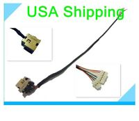 DC POWER JACK cable  HARNESS FOR HP DV7-2040US DV7-2180US DV7-3080US 538085-001