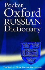 The Pocket Oxford Russian Dictionary by Oxford University Press (Paperback, 2000)