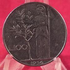 1956--ITALY--100 LIRE-BETTER GRADE