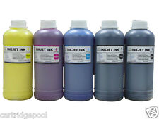 5 Pint pigment refill ink for Epson Stylus Pro 7700 Pro 9700 printer PK/CMY/MK
