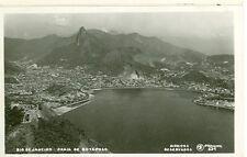 BRAZIL RIO DE JANEIRO REAL PHOTO PRAIA DE BOTAFOGO (BZ36)