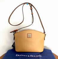 Dooney & Bourke Pebble Grain Leather Ruby Crossbody Bag New