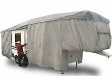 Expedition 5th Wheel RV Trailer Camper Cover Fits 37-41 Foot