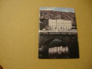 Chatsworth Derbyshire photo style plastic fridge magnet
