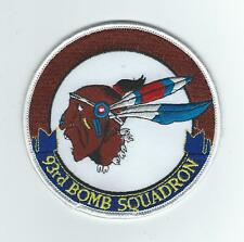 93rd BOMB SQUADRON patch