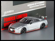 Tomica Limited Vintage NEO LV-N101a NISSAN GT-R R35 NISMO N Attack Package 1/64