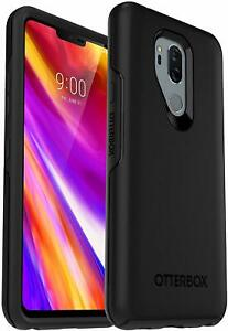 OtterBox Symmetry Case Protective, Easy Install LG G7 ThinQ, Black Easy Open Box