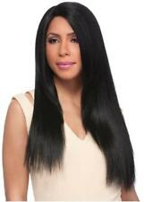 SENSATIONNEL SYNTHETIC HAIR EMPRESS EDGE CUSTOM LACE WIG STRAIGHT FUTURA YAKI24""
