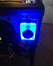 BLUE Lighted Shooter Rod Plate Stern LORD OF THE RINGS pinball machine LED mod