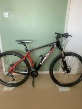 """bicycle Giant Carbon Fibre Adult Bicycle 29"""""""