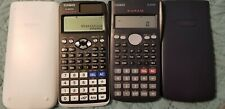 Casio fx-82ms And Casio Fx-991ex BUNDLE