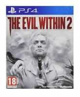 The Evil Within 2  PS4 - MINT - Same Day Dispatch via Super Fast Delivery