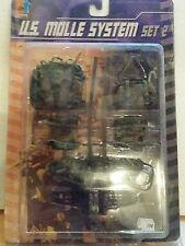 Action Figure 1/6 Dragon US Molle System Set 2 - Figurine 12 pouces DID