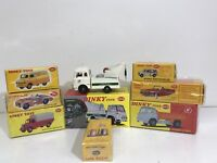 ATLAS 1/43 Dinky Toys 434 BEDFORD T.K CRASH Truck And Others Small Job Lot.