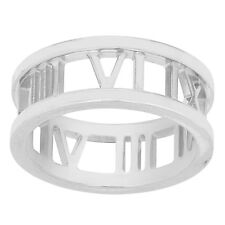 Unbranded Band Fine Rings