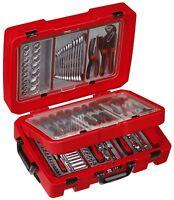 Teng Tools 113 Piece Mechanic's Portable Service Flight Style Tool Kit SC01