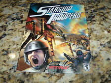 Starship Troopers PC Manual