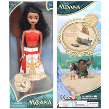 13''Disney Moana Princess  Action Figure PVC Doll Toy Kids Collection Gift Boxed