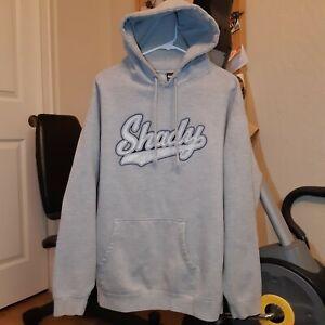 VTG Shady LTD Limited Eminem Hip Hop Rap sweatshirt Hoodie XL gray rare