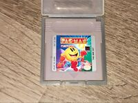 Pac-Man w/Case Nintendo Game Boy Cleaned & Tested Authentic