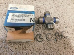 NOS 1970 1971 FORD TORINO OR RANCHERO 302 351C DRIVESHAFT UNIVERSAL JOINT KIT