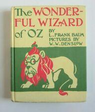L. Frank Baum The Wonderful Wizard of Oz 1987 FACS of 1st Edition w/ photo error