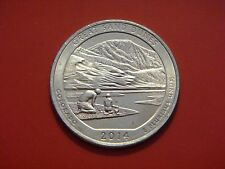United States of America 25 Cents, 2014, GREAT SAND DUNES, Colorado, Quarter