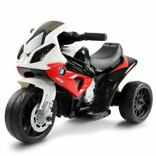 Rigo Kids Ride On BMW Electric Motorbike - Red