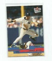 DEREK JETER (New York Yankees) 2003 FLEER ULTRA CARD #2