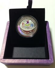 Official Coin Of Singapore 2010 Youth Olympic Games.