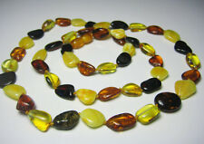 Real  BALTIC  AMBER Necklace  70 cm,