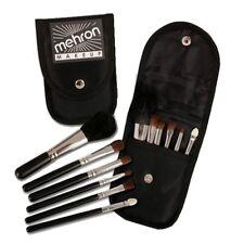 mehron Mini Makeup Brush Set - Black