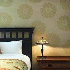 Lovely Bloom Wall Art Stencil - SMALL - Floral Stencil Designs for Home Decor