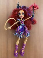 Freak Du Chic Toralei Monster High Doll Lot Outfit Umbrella Headband Boots