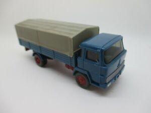 WIKING: Magirus 100 D7 Flatbed Truck, Sour Hb Nr.632/1F (SSK28)