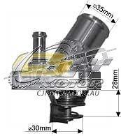 DAYCO Thermostat(Housing Type)Murano 7/05-1/09 3.5L V6 V-DOHC MPFI Z50 VQ35-DE