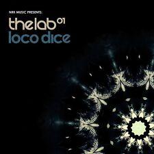 THE LAB 01 =Loco Dice= Holder/Chandler/Alvarez...=2CD=MINIMAL+DEEP & TECH HOUSE!