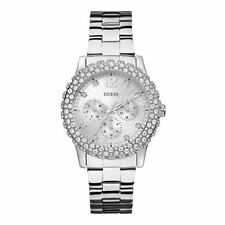 GUESS Silver Band Dress/Formal Wristwatches