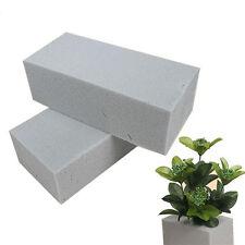 1Pc Foam Brick Dry Oasis Floral Artificial Flower Holder Arrangement DIY Craft