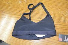 Under Armour Sports Bra  - Black - NEW w/Tags - Size XS