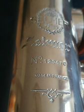 Selmer Mark 6 soprano saxophone. The holy grail in Silver finish. 1965 build
