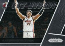 Own it for a Buck!  2017-18 Panini Prizm Get Hyped Hassan Whiteside  -Miami Heat