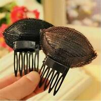 DIY Hair Volume Increase Sponge Invisible Pad Foam Puff Insert Base Clip Comb