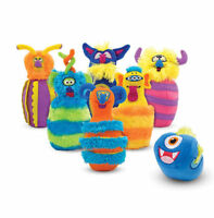 Melissa and Doug Monster Bowling - 12210 - NEW!