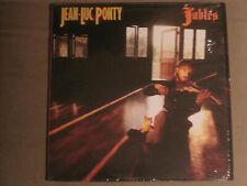 JEAN-LUC PONTY FABLES LP OG '85 ATLANTIC 81276-1 JAZZ FUNK FUSION VG+ SHRINK!