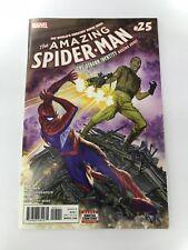 Amazing Spider-man #25 1st App Superior Octopus Series Coming Marvel Comics