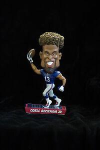 Odell Beckham Jr. New York Giants (NFL) FOCO Caricature Bobblehead NIB