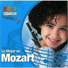 Various Artists, Ninos Clasicos - Mejor de Mozart [New CD]